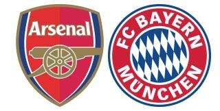 FC Arsenal – FC Bayern München
