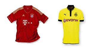 Bayern München – Borussia Dortmund