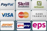 cashpoint Bezahlmethode