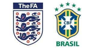 England - Brasilien
