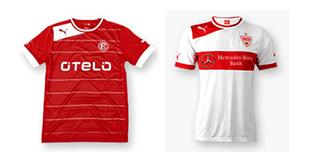 Fortuna Düsseldorf - VfB Stuttgart