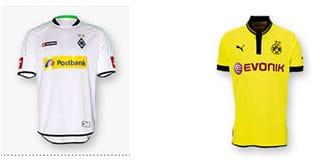 Gladbach - Borussia Dortmund