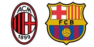 AC Mailand - FC Barcelona