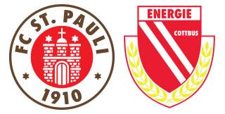 FC St. Pauli – Energie Cottbus