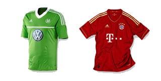 VFL Wolfsburg – Bayern München