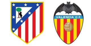 Atletico Madrid – FC Valencia