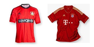 Bayer Leverkusen – FC Bayern München