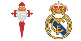Celta Vigo – Real Madrid