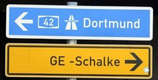 Schalke 04 - BVB