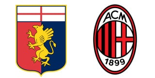 FC Genua - AC Mailand