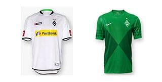 M`Gladbach – Werder Bremen