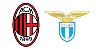 AC Mailand - Lazio Rom