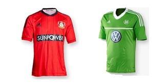 Bayer Leverkusen - Wolfsburg
