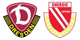 Dynamo Dresden – Energie Cottbus