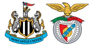Newcastle United – Benfica Lissabon