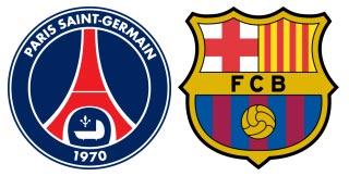 PSG - Barcelona