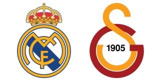 Real Madrid - Galatasaray Istanbul