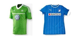 Wolfsburg - Hoffenheim