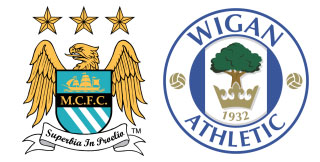 Manchester City – Wigan Athletic