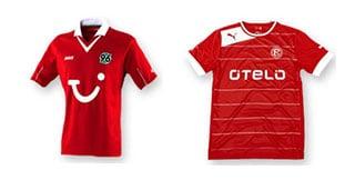Hannover 96 – Fortuna Düsseldorf