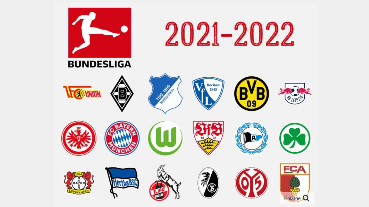 Deutsche Fußball Bundesliga Tipps - Bundesliga Saison 2021/22
