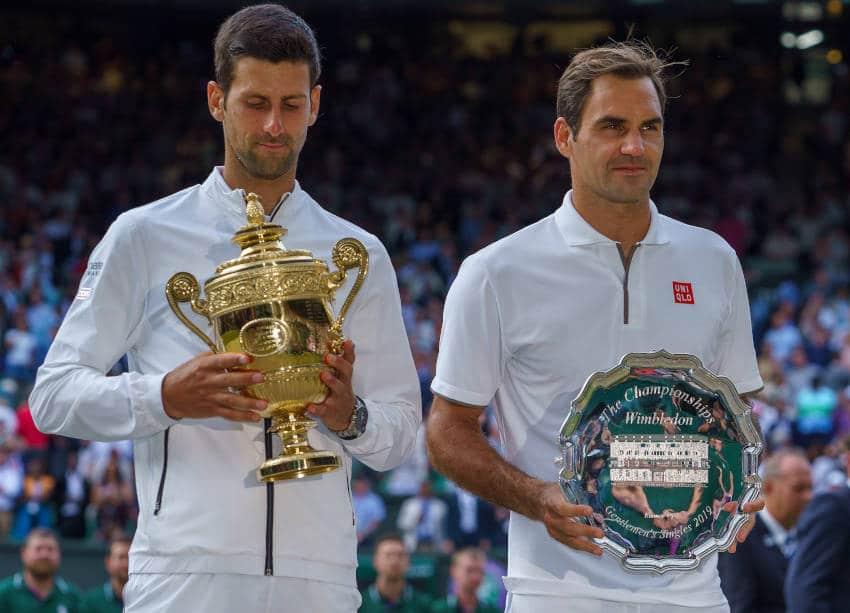 Tennis - wetten auf den Sieger.