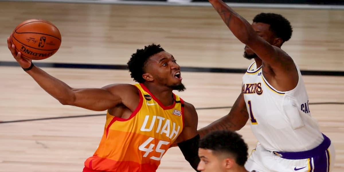 Die besten NBA Spieler