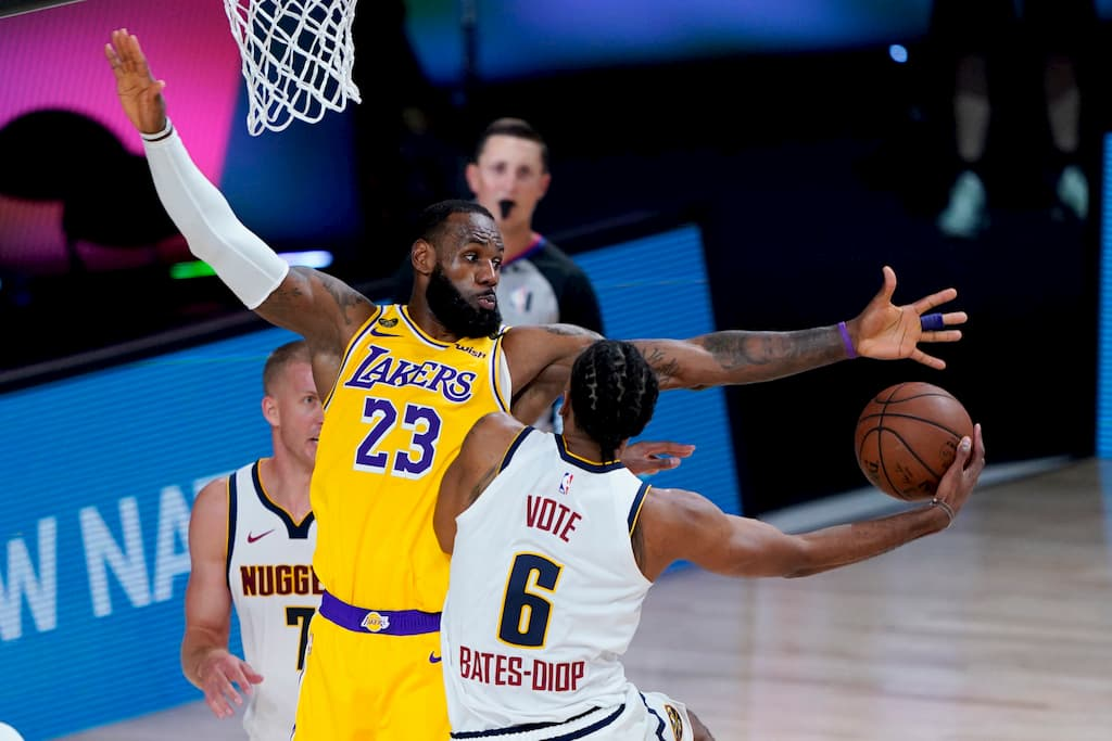 NBA Tipps LA LAkers Lebron James