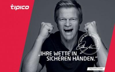 FC Bayern München: Tipico übernimmt Sponsorenrolle von bwin