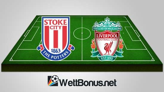Stoke City - Liverpool