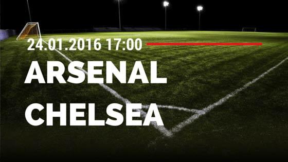 FC Arsenal – FC Chelsea 24.01.2016 Tipp