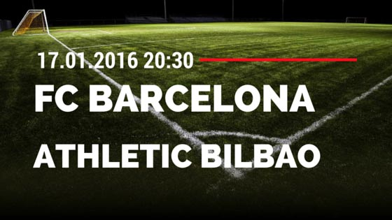 FC Barcelona - Athletic Bilbao 19.02.2016 Tipp