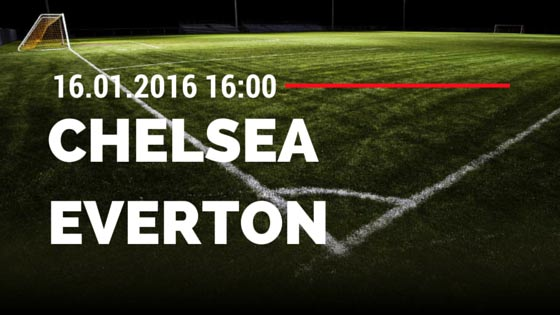 FC Chelsea - FC Everton 16.01.2016 Tipp
