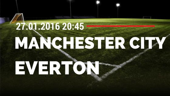 Manchester City – Everton 27.01.2016 Capital One Cup Tipp