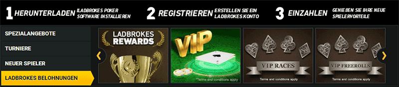 Ladbrokes Poker Bonus