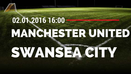 Manchester United – Swansea City 02.01.2016 Tipp