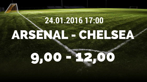 Arsenal - Chelsea Preisboost