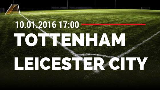 Tottenham Hotspur – Leicester City 10.01.2016 FA Cup Tipp
