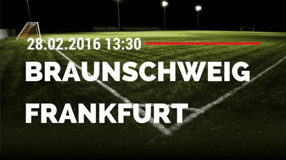 Eintracht Braunschweig – FSV Frankfurt 28.02.2016 Tipp