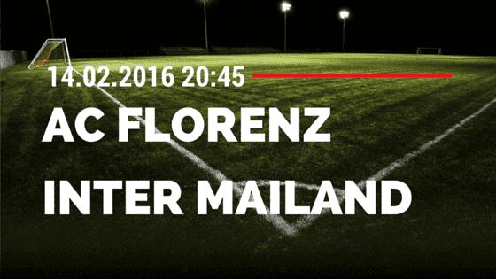 AC Florenz – Inter Mailand 14.02.2016 Tipp