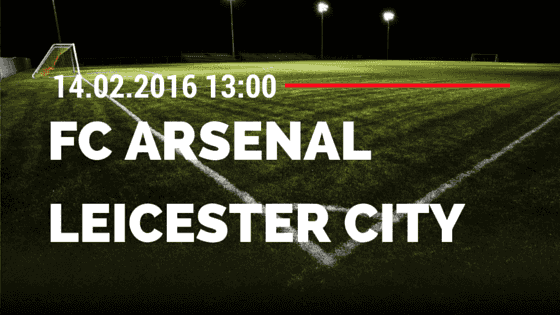 FC Arsenal – Leicester City 14.02.2015 Tipp