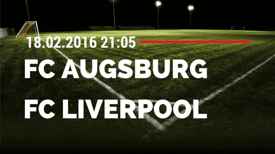 FC Augsburg - FC Liverpool 18.02.2016 Tipp