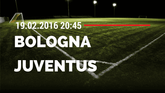 FC Bologna – Juventus Turin 19.02.2016 Tipp