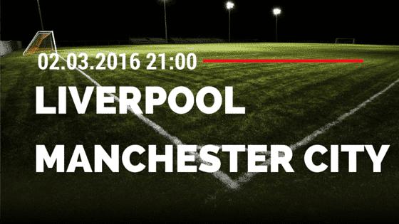 FC Liverpool – Manchester City 02.03.2016 Tipp