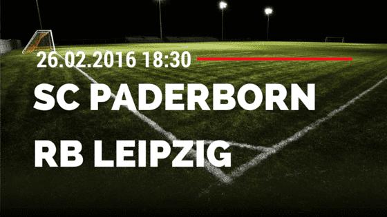 SC Paderborn – RB Leipzig 26.02.2016 Tipp