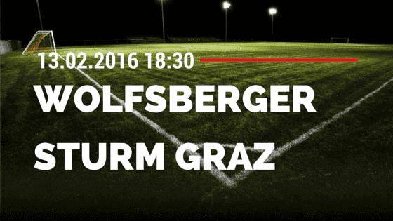 Wolfsberger AC – Sturm Graz 13.2.2016 Tipp