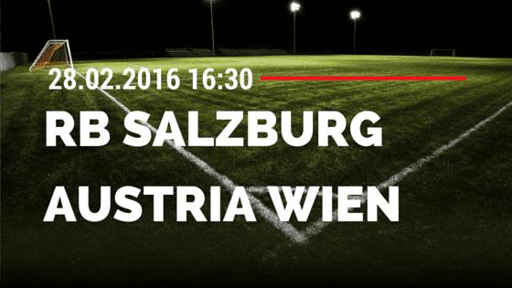 Red Bull Salzburg – FK Austria Wien 28.02.2016 Tipp
