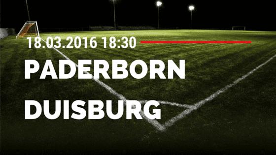 SC Paderborn – MSV Duisburg 18.03.2016 Tipp