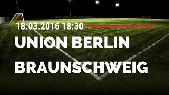 Union Berlin - Eintracht Braunschweig