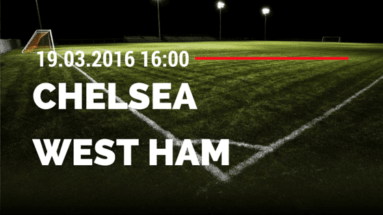 FC Chelsea – West Ham United 19.03.2016 Tipp